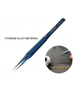 پنس آبی تیتانیومی یاکسون YAXUN YX-11C