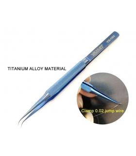 پنس آبی تیتانیومی یاکسون YAXUN YX-15C