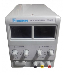 منبع تغذیه بوق دار داژنگ DAZHENG PS-305D