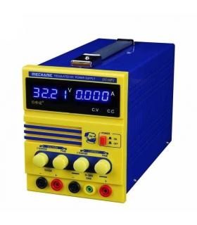 منبع تغذیه 30 ولت و 5 آمپر مکانیک Mechanic DT30P5