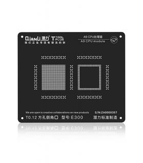 شابلون سی پی یو آیفون QiAnLi A9 CPU