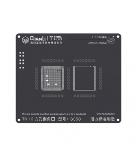شابلون سی پی یو آیفون QiAnLi A10 CPU
