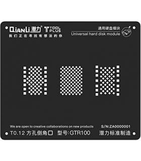 شابلون هارد آیفون QiAnLi Universal Hard GTR100