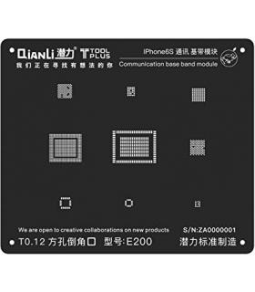 شابلون بیس باند آیفون QiAnLi Base Band IPhone6S E200