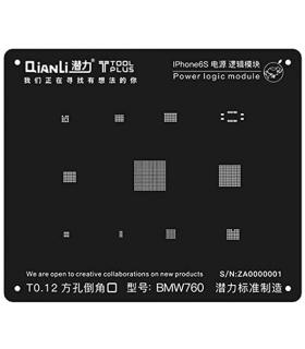 شابلون آیفونQiAnLi Power IPhone6S BMW760