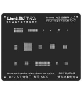 شابلون آیفون QiAnLi Power IPhone8 S400