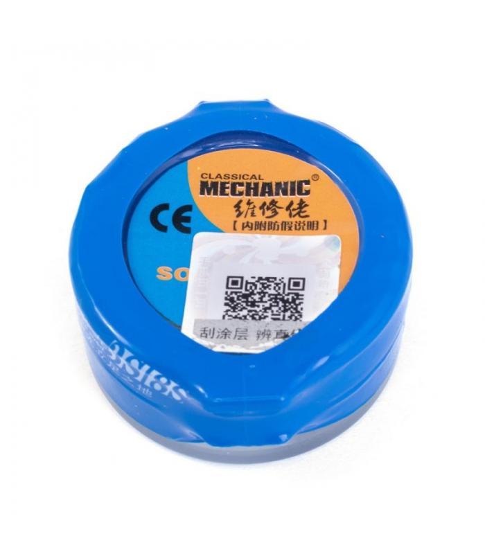 خمیر قلع مکانیک 16 گرم دمای ذوب 183درجه Mechanic XGSP30