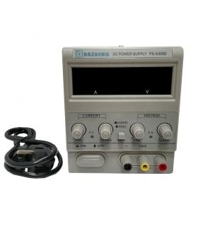 منبع تغدیه 30 ولت و 5 آمپر داژنگ DAZHENG PS-A305D