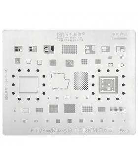 شابلون آیفون AMAOE Iphone 11-11 Pro-11 Pro Max-A13