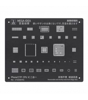 شابلون آیفون مگا آیدیا MEGA-IDEA 7/7PLUS CPU IC