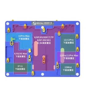 گیره برد آیفون 6 تا 12PRO MAX مکانیک MECHANIC MR12 MAX