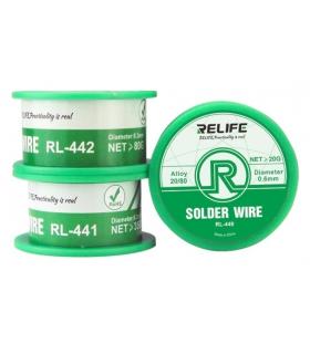 سیم لحیم 0.3 میلیمتری ریلایف RELIFE RL-441