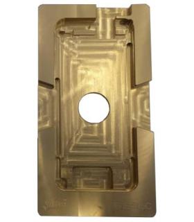 قالب فلزی تعویض گلس لمینت آیفون 5 و 5s و 5c