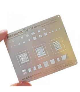 شابلون آیفون 11/11pro/11pro max مکانیک MECHANIC S24