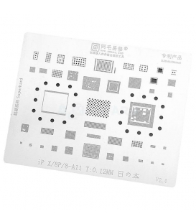 شابلون آیفون AMAOE Iphone X-8-8PLUS-A11