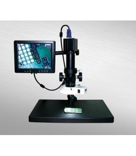 لوپ و میکروسکوپ دیجیتال با صفحه نمایش یاکسون مدل Yaxun AK-23