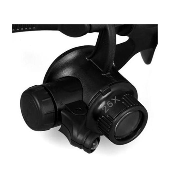 عینک میکروسکوپی مگنیفایر مدل Magnifier 9892Gj