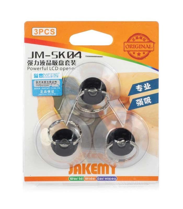 وکیوم 3 تایی تعمیرات موبایل جکیمی مدل Jakemy JM-SK04