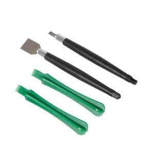 قاب بازکن 4 تکه ی فلزی و پلاستیکی باکو مدل BAKU BK-7280