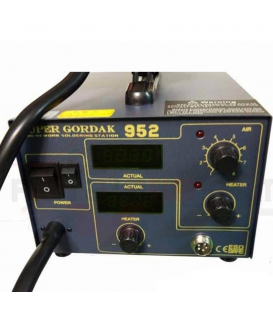 هیتر و هویه سوپر گورداک Super Gordak 952