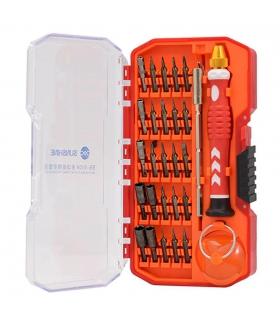 ست پیچ گوشتی 29 تکه تعمیرات موبایل مدل سانشاین SUNSHINE SS-5104
