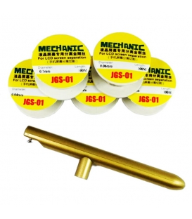 ست 6 تکه سیم تعویض گلس مکانیک مدل Mechanic jgs-6010
