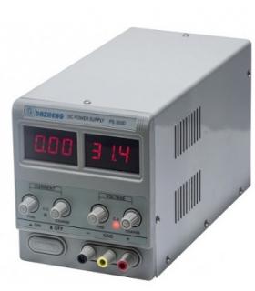منبع تغذیه 30 ولت و 3 آمپر اورجینال داژنگ مدل DAZHENG PS-303D