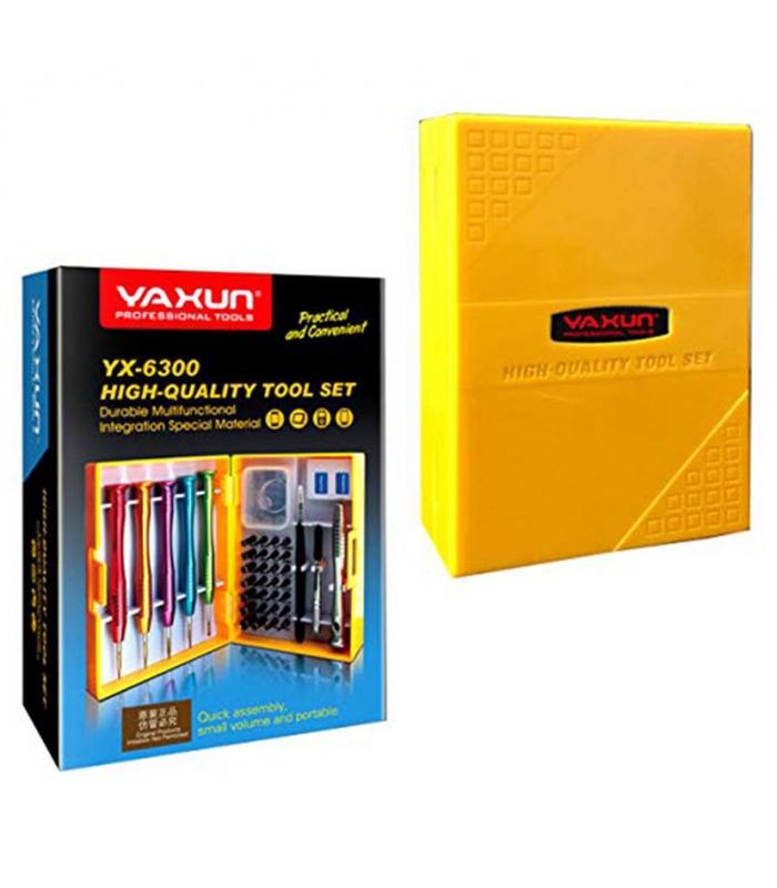ست پیچ گوشتی Yaxun YX-6300