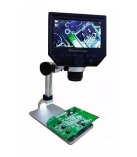لوپ دیجیتال تعمیرات موبایل با صفحه نمایش 4.3 اینچ