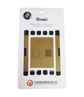 شابلون 3D گوشی A10 برند Qianli