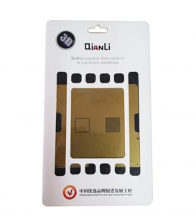 شابلون CPU 3D گوشی A9 برند Qianli