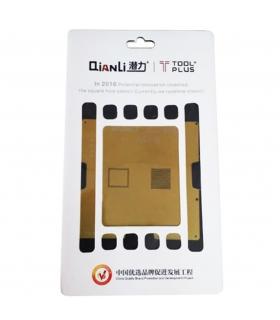 شابلون CPU  آیفون A8 مدل 3D برند Qianli