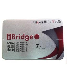 فلت تست قطعات I-Bridge  آیفون 7
