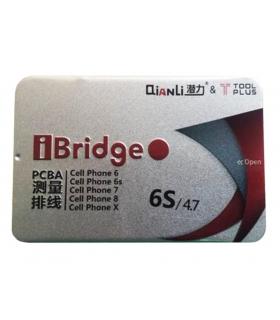 فلت تست قطعات I-Bridge  آیفون 6S