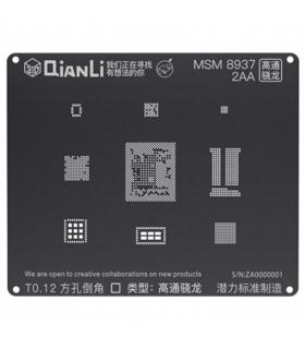 شابلون 3D اندروید MSM 8937 مدل Qianli