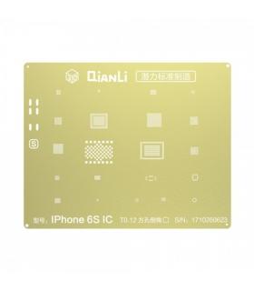 شابلون 3D  آیفون 6S برند Qianli