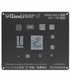 شابلون 3D اندروید MSM 8953 مدل Qianli