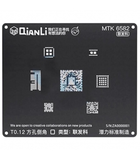 شابلون 3D اندروید MTK 6582 مدل Qianli
