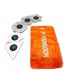 ست پیک قاب باز کن فلزی 5 تکه تعمیرات موبایل یوکیلون مدل Youkiloon