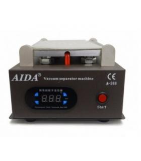 دستگاه تاچ کش و تنور ال سی دی و تعویض تاچ 7 اینچی آیدا مدل AIDA A-988