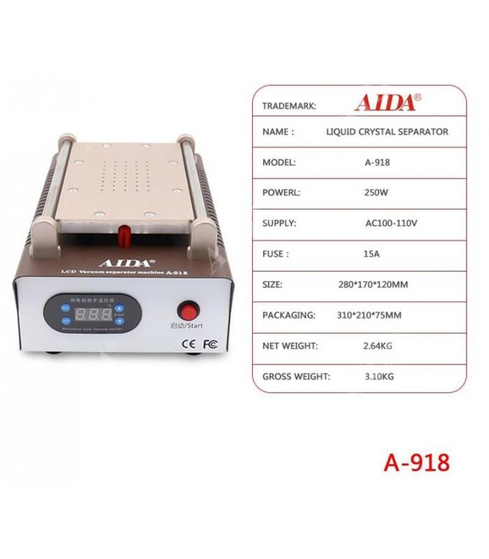 سپراتور 7 اینچی آیدا AIDA A-918
