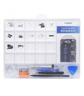 جعبه تعمیرات موبایل 13 تکه funfix repair kit