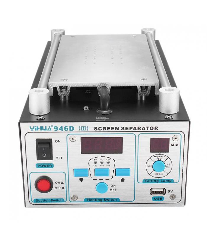 دستگاه دو کاره سپراتور و لامپ یو وی وایهوا Yihua 946D