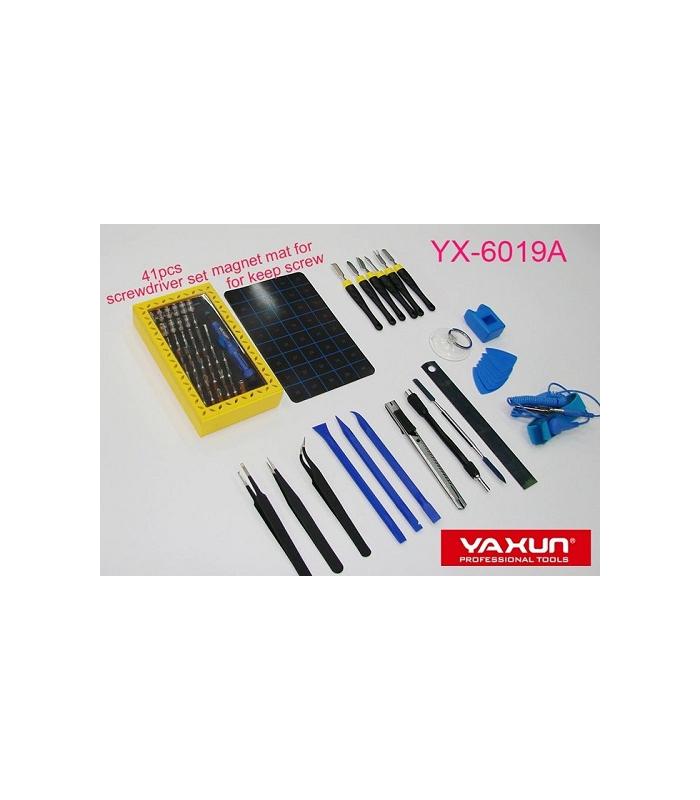 ست پیچ گوشتی Yaxun YX-6019A