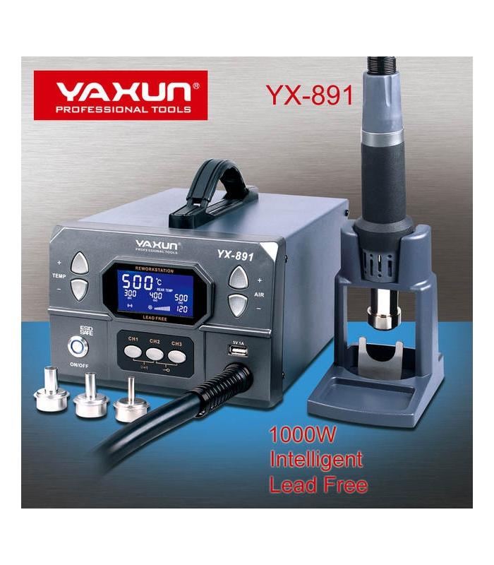 هیتر حرفه ای یاکسون Yaxun YX-891
